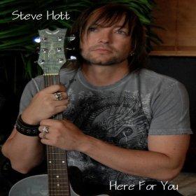Steve Hott - Here for You CD